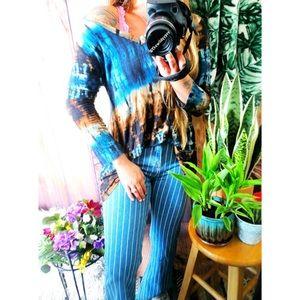 Tops - NWOT Ultra soft tie dye tunic top 🦋